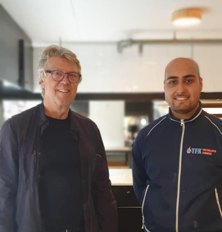 ontstoppingsdienst amsterdam restaurant bigfish robert kranenborg